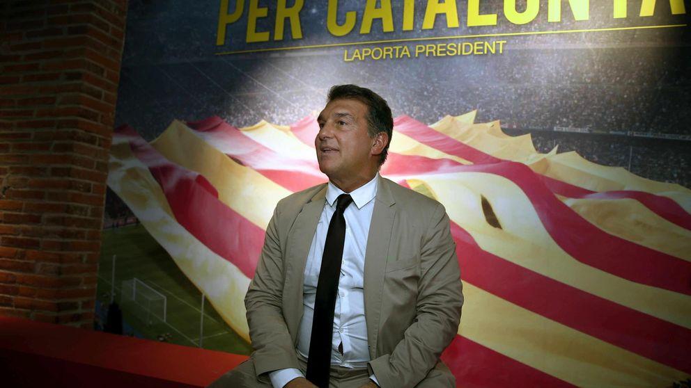 Laporta, al rescate del Barça: prevé 120 millones para multas por Neymar