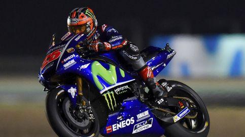 La cancelación de los entrenamientos da a Viñales su primera pole en MotoGP