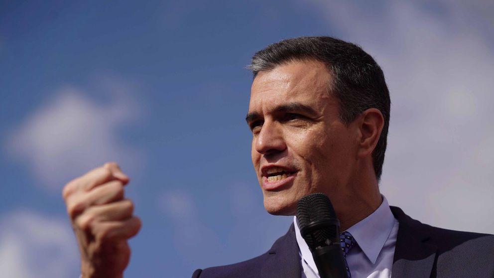 Sánchez vende su visión de Cataluña y Europa en veinte medios internacionales