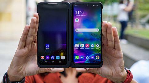Doble pantalla al gusto: este el G8 X, el móvil que quiere que olvides a Samsung y Xiaomi