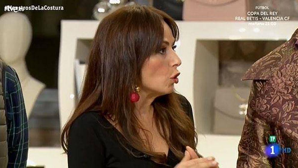 María Escoté se enfrenta con Borja tras ser menospreciada en 'Maestros de la...'