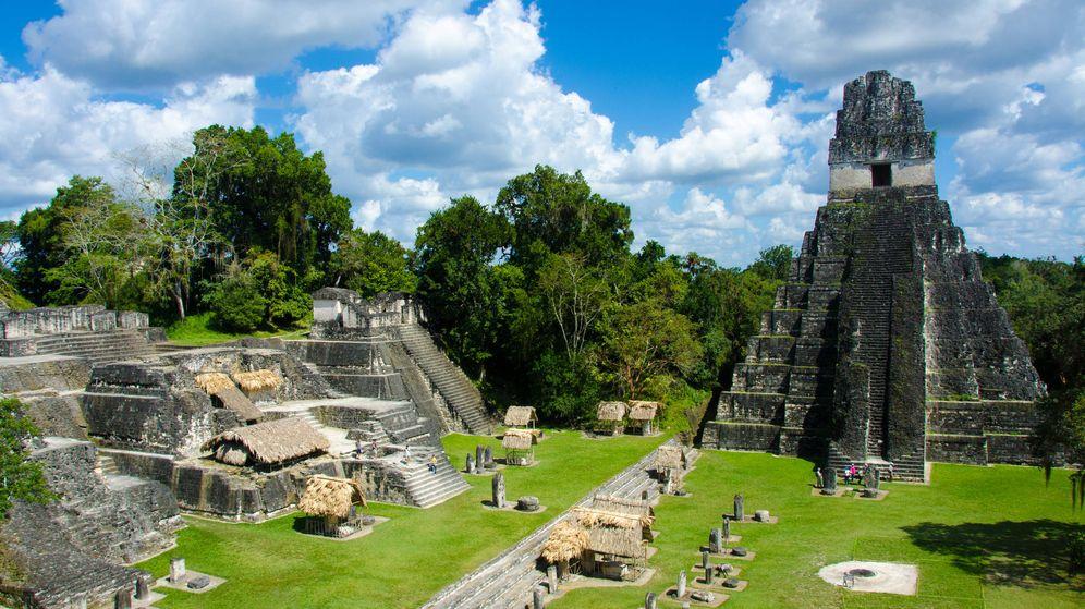 Foto: Resuelto el misterio maya: investigadores descubren por qué abandonaron Tikal. (iStock)