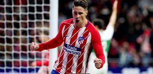 Post de A Fernando Torres es al único que le viene bien un partido de vuelta de Copa