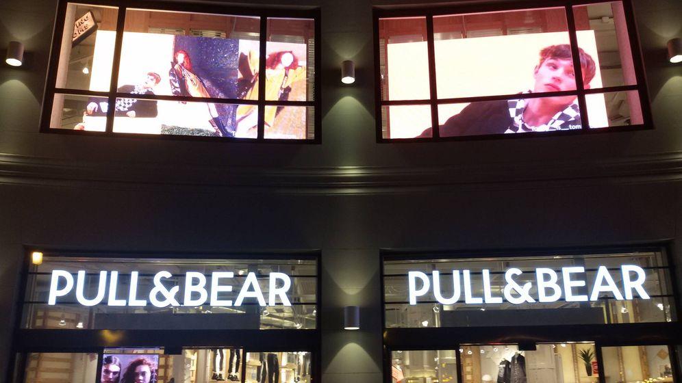 Foto: Inditex ha convertido la antigua sede de la Seguridad Social en una tienda de dos plantas de Pull & Bear. Ahora va a por el Boulevard Austria.