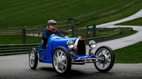 Bugatti Baby II el coche para adolescentes ricos