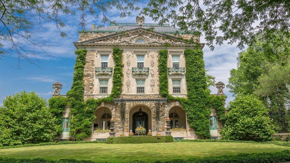 Foto: Si vas a Nueva York, te espera la casa de los Rockefeller. (Foto: Jaime Martorano)