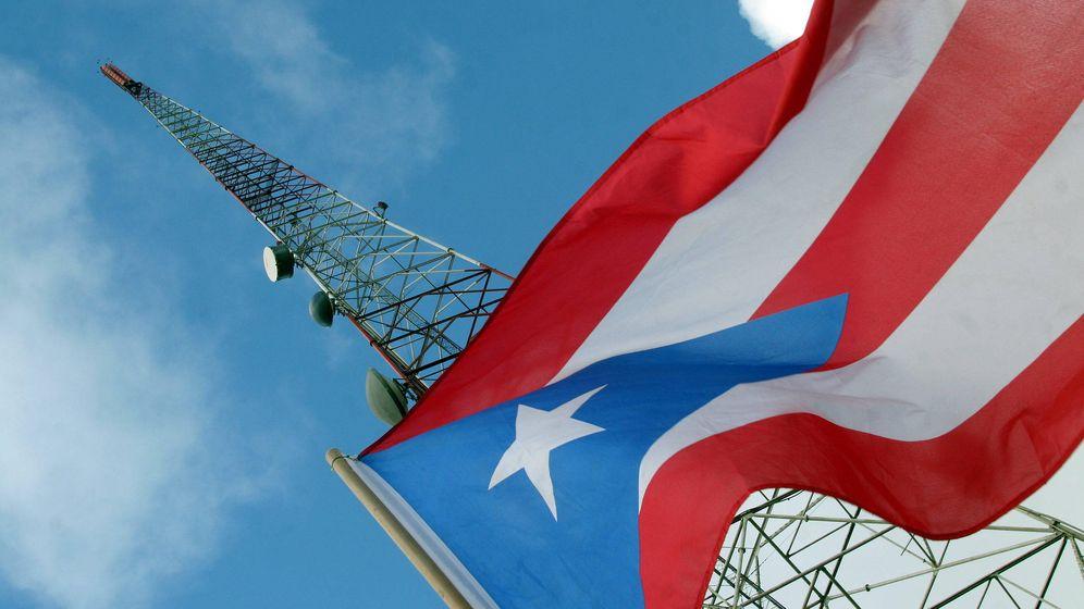 Foto: Bandera Puerto Rico (Efe)