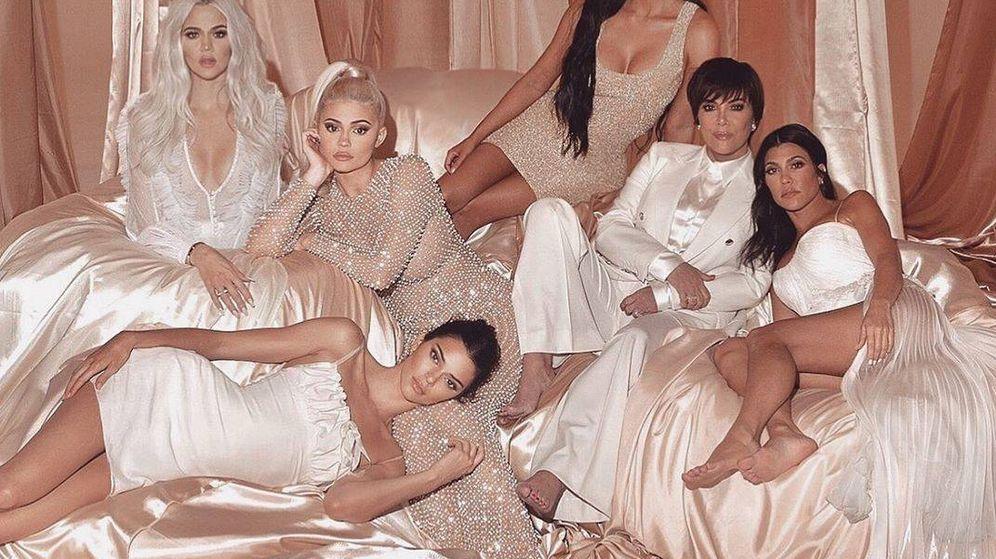Foto: Las hermanísimas Kardashian. (Instagram @kimkardashian)