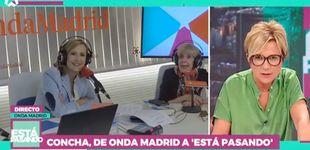 Post de Pullas de Concha Velasco e Inés Ballester en Telemadrid a causa de 'Cine de barrio'