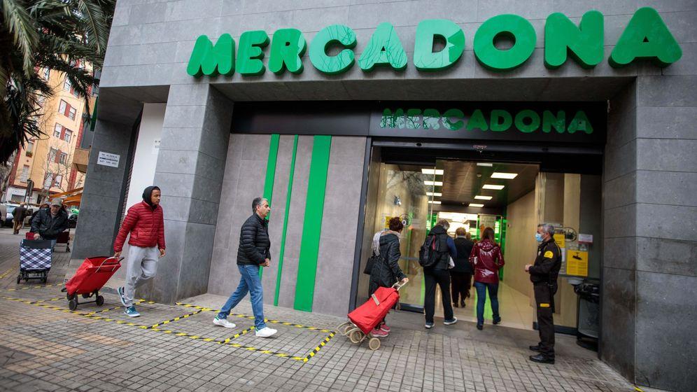 Foto: Los supermercados van recuperando sus horarios habituales