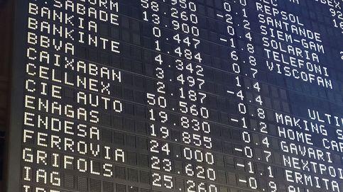 El Ibex 35 avanza hacia los 8.000 puntos en la media sesión
