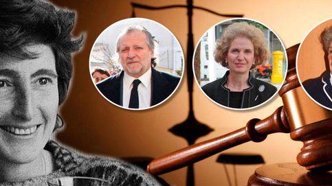 La posición del hijo mayor de la duquesa roja en el juicio por su herencia