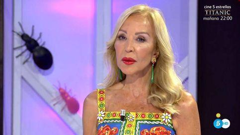 'Hormigas blancas': Carmen Lomana saca las garras por Julio Iglesias y el PP