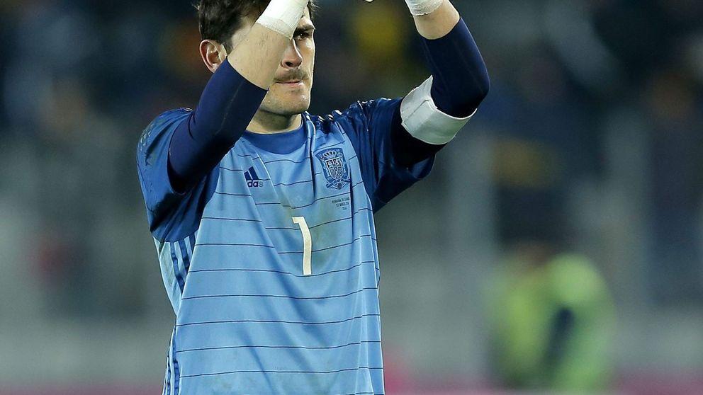 Iker Casillas, la leyenda del fútbol que retrata a los que incitan a odiar