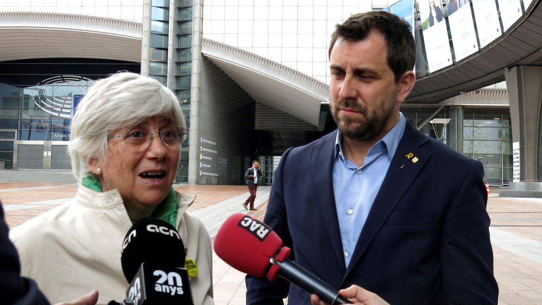 Llarena activa en Bélgica y Escocia las órdenes de detención de tres exconsellers huidos