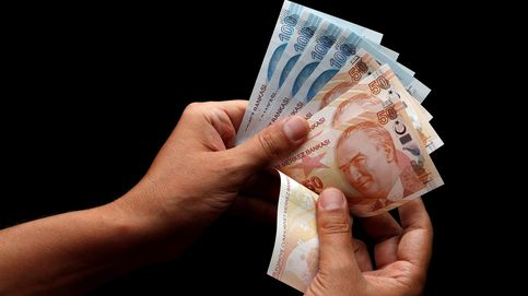 La lira se refuerza tras la promesa de Qatar de inyectar 15.000 M a Turquía