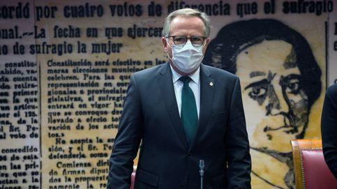 La Fiscalía pide citar como investigado al presidente de Melilla (Cs) por la concesión de la grúa