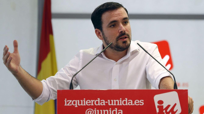 Garzón avisa a su nueva dirección: Quien no trabaje, se va fuera, así de sencillo