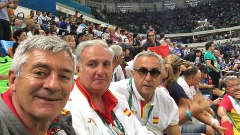 El COE otorga su insignia olímpica a dos imputados del taekwondo español
