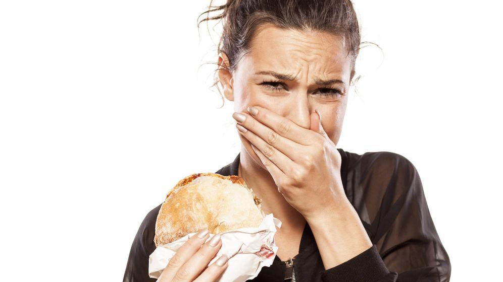 Foto: Fobias a la comida. (iStock)