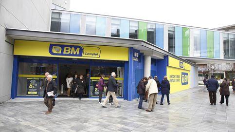 Uvesco mira a Eroski con interés por si vende tiendas para cumplir con la banca