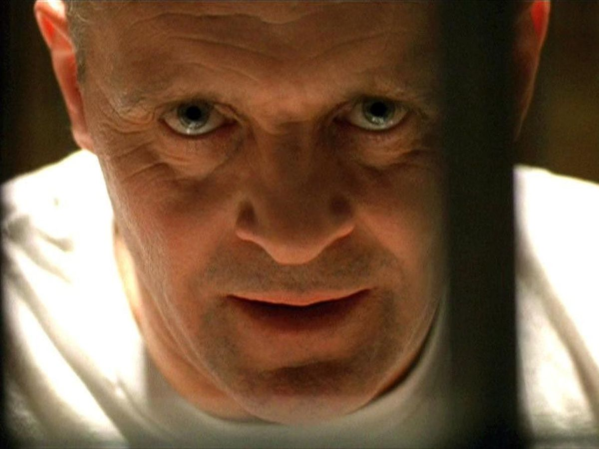 Foto: Anthony Hopkins en su mítico papel del doctor Hannibal Lecter