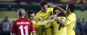 El Villarreal busca su tercera semifinal europea en un partido de trámite