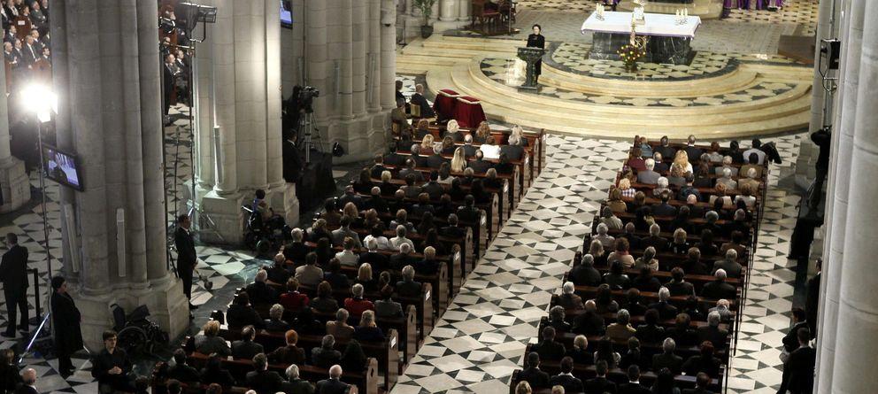 Foto: Funeral del décimo aniversario del 11-M