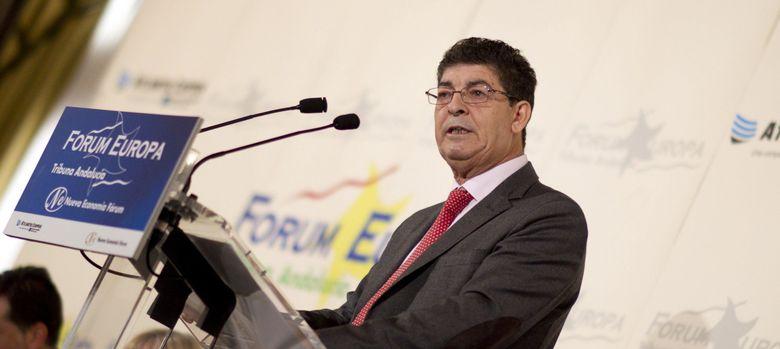 Foto: El vicepresidente de la Junta de Andalucía, Diego Valderas. (EFE)