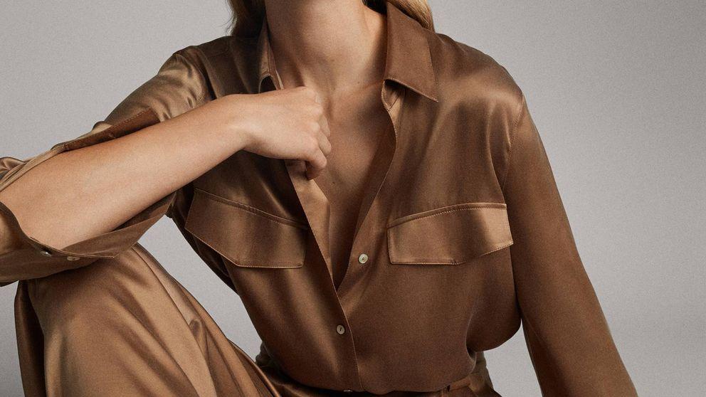 Este es el pantalón comodín de Massimo Dutti con el que han combinado todas sus novedades