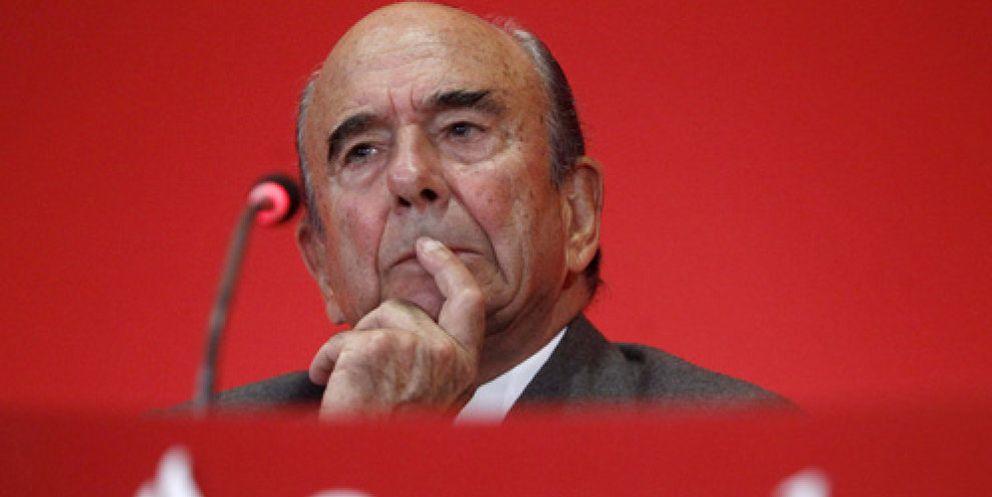 Pulso entre Santander y Fortress por la venta de una cartera de impagados de 1.200 millones