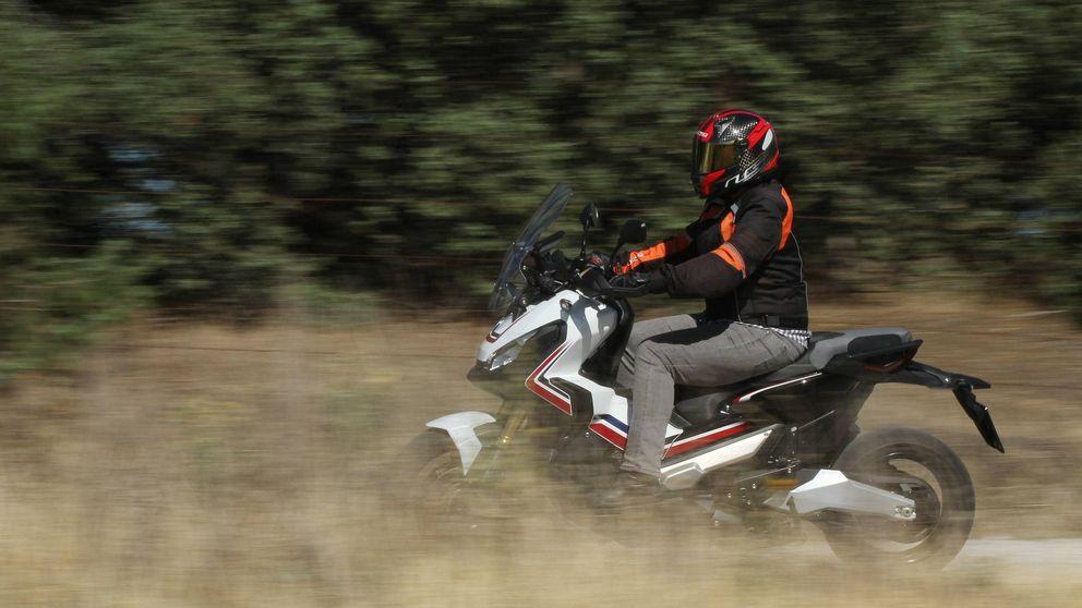 Honda X-ADV, un todocamino de dos ruedas