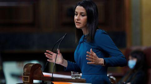 Arrimadas saca su perfil más duro ante el reparto PSOE-PP de RTVE y los jueces
