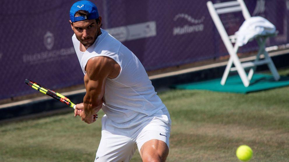 La otra batalla de Rafa Nadal en Wimbledon que ya desnudó su tío Toni