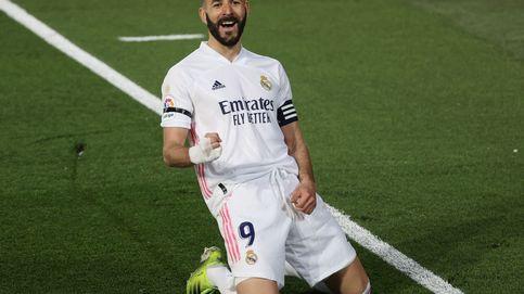 El Real Madrid gana otra 'final' al Barcelona para conseguir la Liga (2-1)
