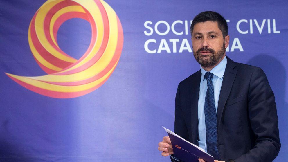 Sociedad Civil Catalana (SCC) se rompe por tensiones políticas y económicas