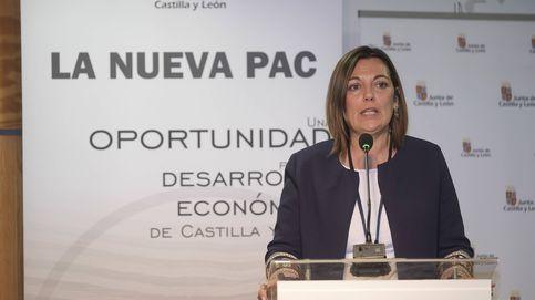 CyL defiende en Bruselas fortalecer la PAC y luchar contra la despoblación rural