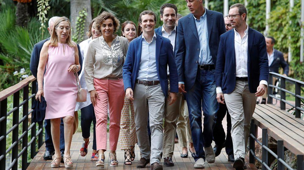 Foto: Junta nacional del partido popular. (EFE)