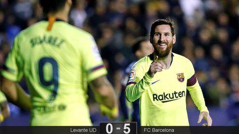 Messi, el hombre que convierte partidos de fútbol en prodigios de un individuo