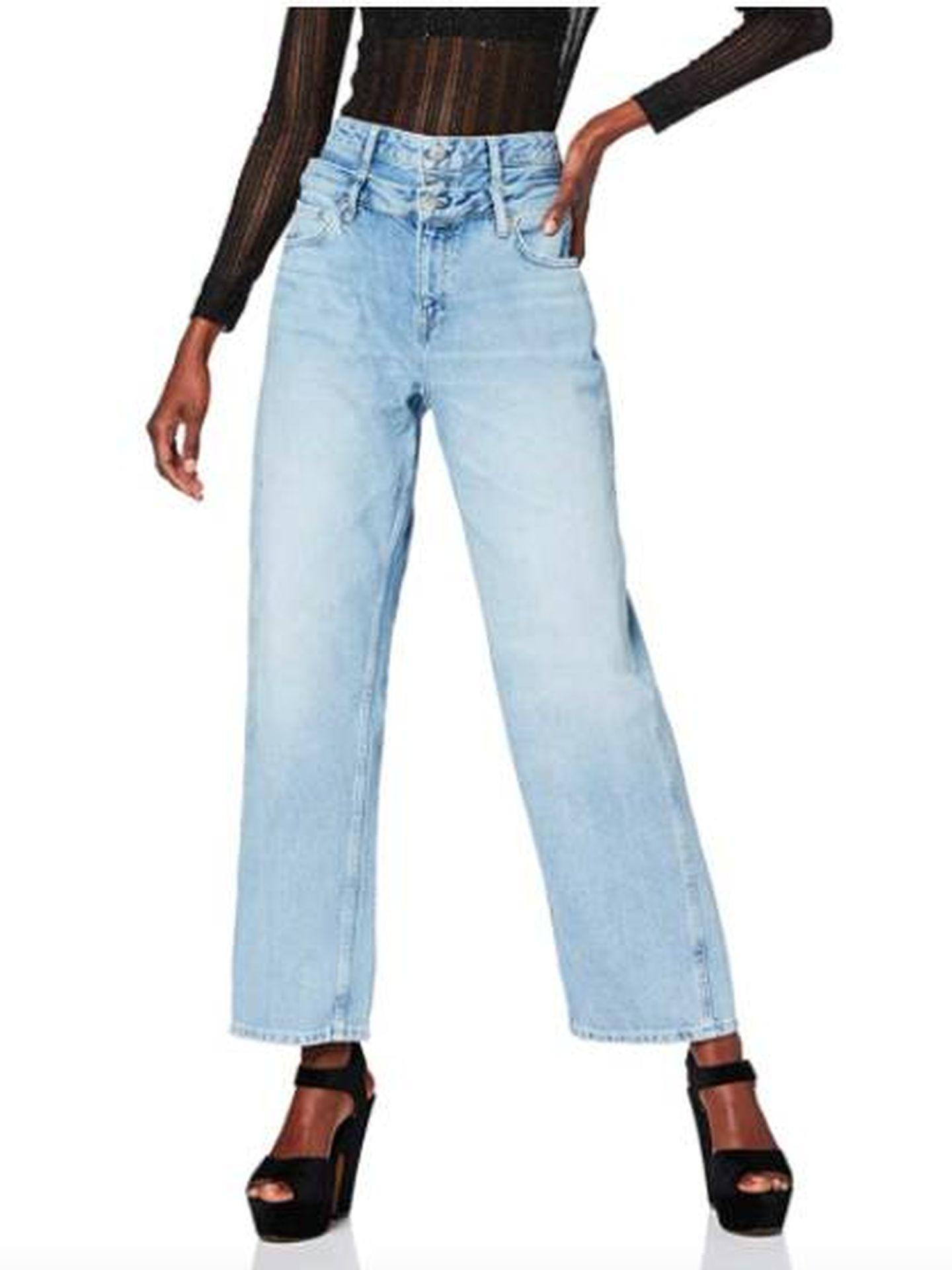 Pantalón vaquero de Pepe Jeans. (Cortesía)