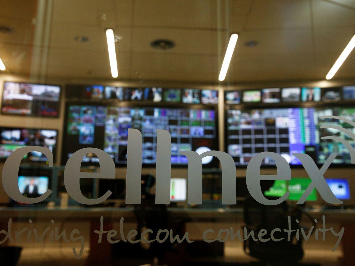 Foto: El logo de Cellnex. (Reuters)