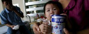 Foto: Los padres de los niños intoxicados con melamina exigen saber las secuelas