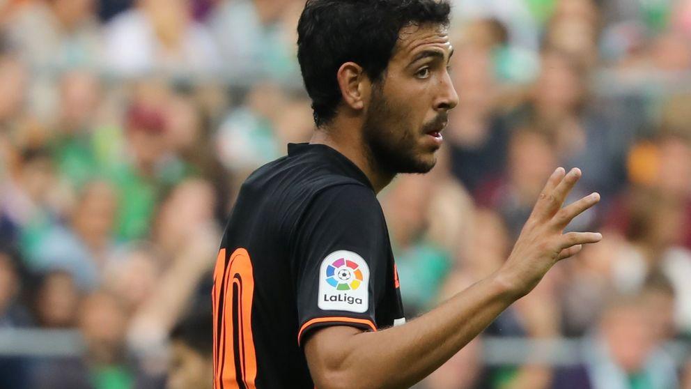 Parejo aparece por sorpresa en la lista de la compra del Barcelona