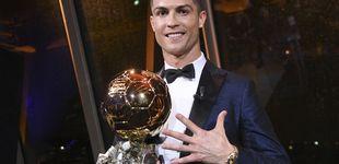 Post de Así luce Cristiano Ronaldo como superhéroe animado de 'Striker Force 7'