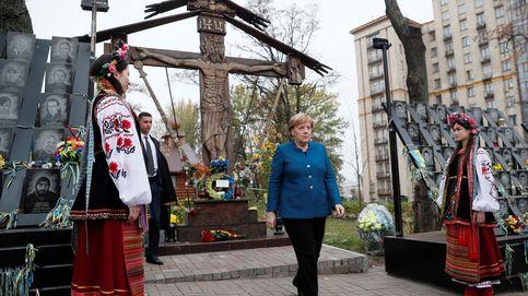 Visita de Merkel