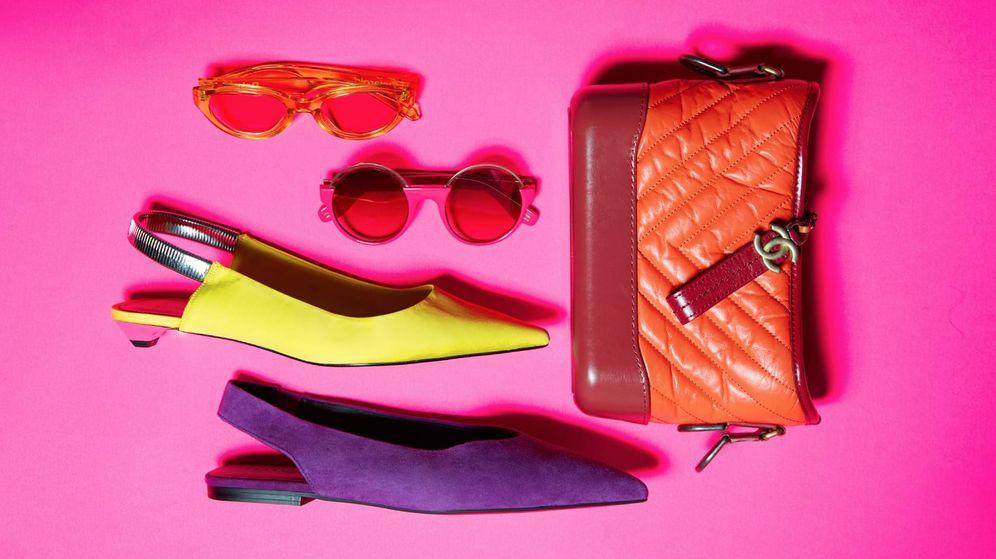 Foto: Vibrantes y eléctricos. Deja que la tendencia más colorista inunde tu armario. (Olga Moreno)