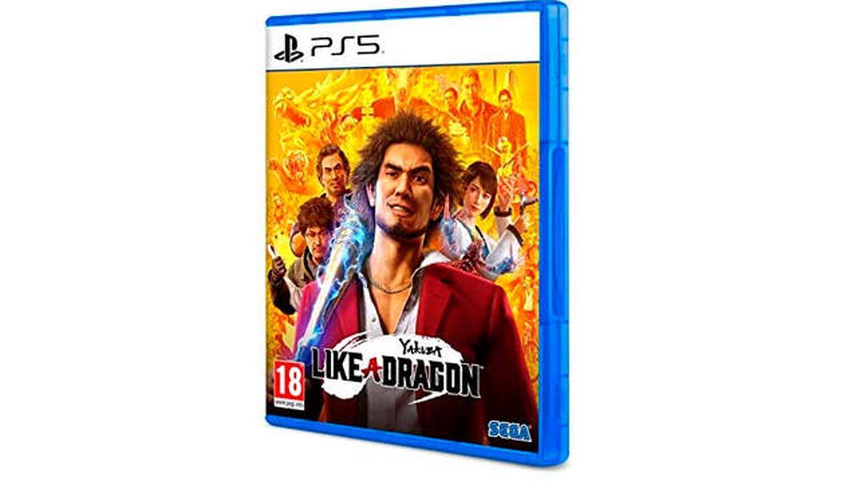 Yakuza Like a Dragon – PS5