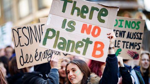 Protestas en contra del cambio climático