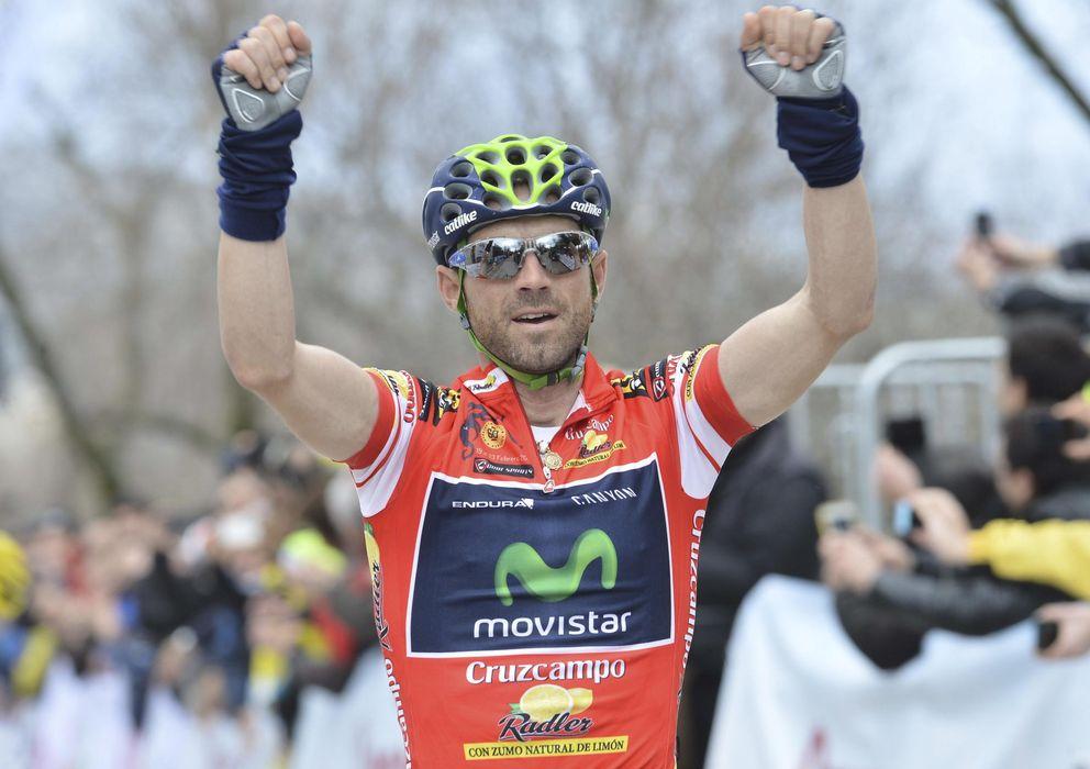 Foto: Valverde volvió a vencer en Roma (Efe).