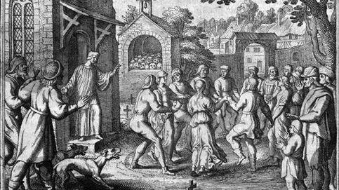 La 'epidemia de baile' que mató a decenas de personas en 1518